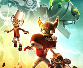 Xbox独占から脱却、PS3/PS4向け「Plants vs. Zombies: Garden Warfare」 8月19日発売決定!!