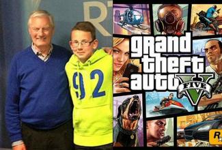 暴力ゲーと名高い「GTA」のおかげで11歳の少年が祖父の命を救う