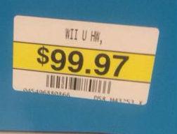 Wii U ついに本体価格約1万円に大幅値下げ!? 海外で99ドルで売られているらしい