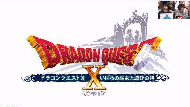 「ドラゴンクエスト10 ver5 いばらの巫女と滅びの神」はWiiU/3DSもサービス継続確定!舞台は『魔界』