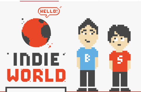 Switch向けインディーゲー情報サイト「Indie World」公式サイトがオープン!Switchユーザーは要チェック!!