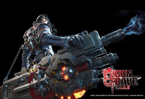 【朗報】傑作ガンアクション「GUNGRAVE O.D」正式続編 PS4「GUNGRAVE G.O.R.E」フルトレイラーが公開!
