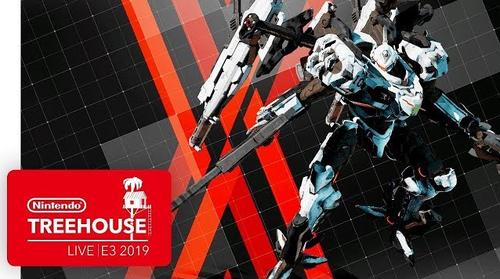 「デモンエクスマキナ」Nintendo Treehouse:Live日本語字幕版ムービーが公開!