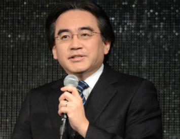 岩田社長 「スマートデバイスの活用についてはいろいろ準備している。今年前半には具体策を明かす」「勿論ゲーム的な要素がなくては任天堂の強みは生かせない」