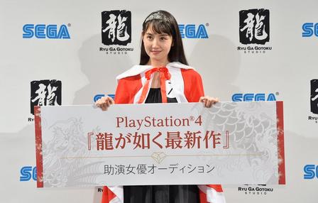 【速報】セガ・名越監督 PS4「龍が如く 最新作」について詳細情報を8/29に公開するとコメント!