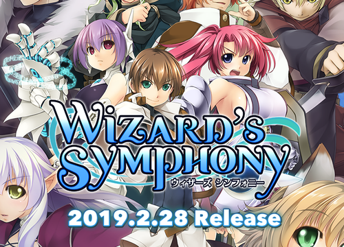 Switch/PS4「ウィザーズ シンフォニー」 剣と魔法と絆のドラマチックダンジョンRPG登場!バトル紹介映像が公開!!
