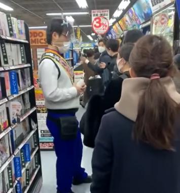 【速報】PS5転売に対するヨドバシ店員の対応が神すぎると話題 「すべての店でこうすべき」【637万回再生】