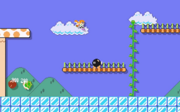 WiiU「スーパーマリオメーカー」 では『スプラトゥーン』のイカやガールに変身可能!こんな楽しいステージも作れちゃう、発売記念紹介ムービー公開!!