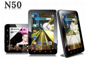安価で高機能な5インチAndroidタブレット 「原道N50 Android2.3」が週末数量限定最安値セール 今がチャンス!・レビュー