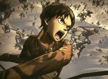 PS4/PS3/PSV 「進撃の巨人」 プレイ動画が公開!立体機動の戦闘アクションがヤバイ!!