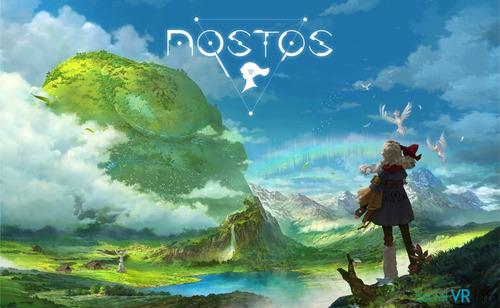 【朗報】荒野行動を開発した「Nostos」がゼルダbotwそっくりなVR向けRPGを発表!