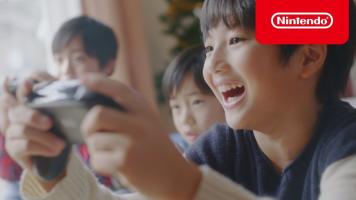 Nintendo Switch TVCM 『2018-2019冬』が公開!今年の冬はSwitch三昧!!