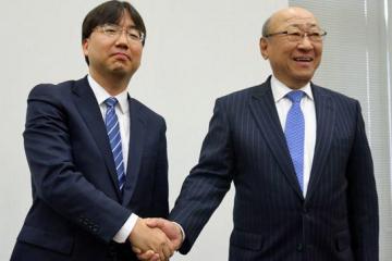 任天堂 古川俊太郎が代表取締役社長、宮本茂が代表取締役に就任!!!