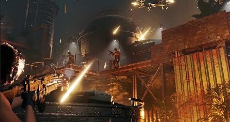 PS4/XB1/PC「シャドウ オブ ザ トゥームレイダー」多彩な武器を紹介するショートトレーラーが公開!