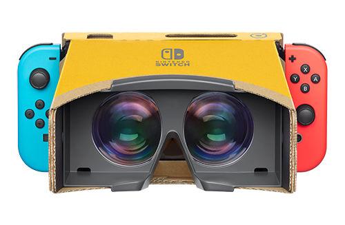 VR業界「値段が高すぎて売れない…どうすれば…」任天堂「ふむ、素材をダンボールにしよう」