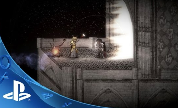 PS4/PSV 「ソルト アンド サンクチュアリ」国内発売決定!『ダクソ』に影響を受けた2Dアクション、VITA版が4/13配信