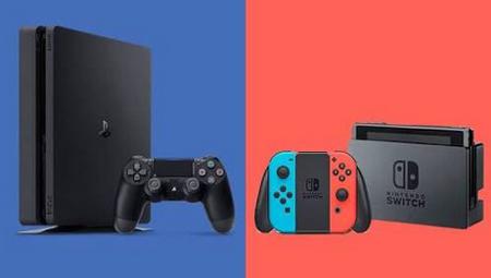 【2021年】Switch 97.56% PS4 2.31%  PS5 0.12%【ソフトシェア】