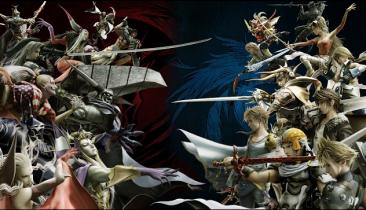 PS4「ディシディア ファイナルファンタジー NT」 最新ゲームプレイ映像が公開!