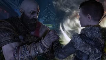 PS4「ゴッド・オブ・ウォー」 父と子の絆が再確認できる