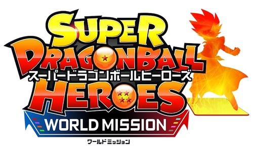 【朗報】DB新作ゲームがSwitch独占で発売決定!「スーパードラゴンボールヒーローズ ワールドミッション」2019年発売きたあぁぁぁっ!!