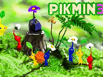 海外「ピクミン3」公式サイトがこのタイミングで消える