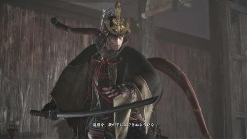 【朗報】SEKIROの葦名弦一郎さん、カッコ良すぎるわ…