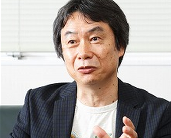 任天堂・宮本氏、いまだVRには否定的 「我々は家族で一緒にプレイできるゲームを作りたい」