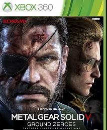 「メタルギア ソリッド V グラウンド・ゼロズ」DL版で間違って海外のものが配信されていた! ・・・ただしXbox 360版のみ 被害者数(少なすぎて)不明