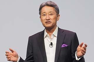ソニー平井社長 「新ハードの話をするのは時期が早い。ネットワークサービスで収益を上げる」