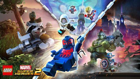 レゴシリーズ最新作「LEGO マーベル スーパー・ヒーローズ ザ・ゲーム 2」 ホームカミング版スパイダーマントレーラーが公開