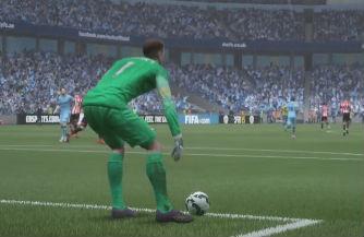 「FIFA15」ではより人間臭くなったキーパーに注目!!