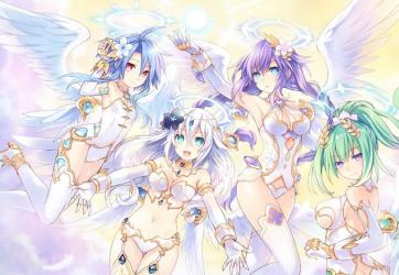 PS4「四女神オンライン」 PV『選ばれし者へ』が公開!