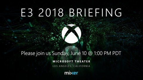 昨日の『Xbox E3 2018 Briefing』 反省会しとこうか