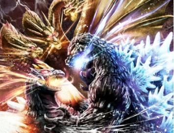 PS4「ゴジラVS」 TVCM映像、PV第3弾が公開、発売は7/16!!