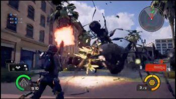 PS4「EARTH DEFENCE FORCE: IRON RAIN」 注目の地球防衛軍シリーズ完全新作、TGSプレイデモが公開!