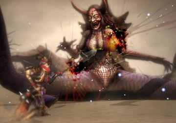 PS4「討鬼伝 極」 新たな高画質スクリーンショットが追加!次世代グラ、ハンパないっ!!