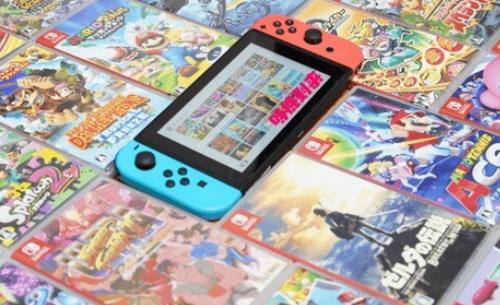 【爆売れ】Nintendo Switch「5日間で最も売れた任天堂ハード」の記録を更新!