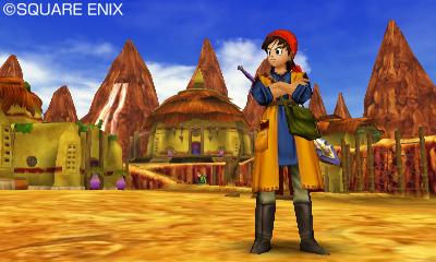 "3DS版「ドラゴンクエスト8」 ""エンディング後""には「竜神王」と対決!未見のモンスターも登場!!新情報、最新スクリーンショットが到着!!"