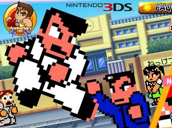 【話題】ファミコン版も大好評!「熱血硬派くにおくん」はアクションゲーム界の革命児だった