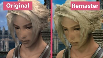 PS4「ファイナルファンタジー12 ザ ゾディアック エイジ」 PS4 vs PS2 グラフィック比較映像が公開!