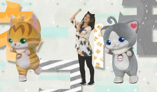 Switch/3DS「ネコ・トモ」公式動画『テーマソングを踊ってみた』が公開!
