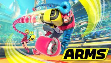 【ニンテンドースイッチ】「ARMS」に期待!イカを超える新規IP爆誕か?