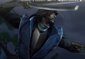 PS4/PS3「戦国BASARA4 皇(すめらぎ)」 先出しほぼ!10秒劇場『双竜のケジメ』映像が公開!!