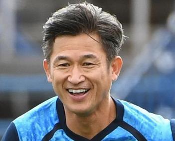 【朗報】キングカズ(54歳)、FIFAで最強選手として登場