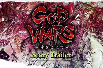 PS4/PSV 「GOD WARS ~時をこえて~」 ストーリートレーラーが公開!