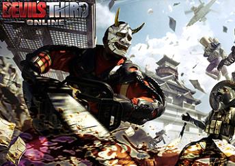 格闘シューター「Devil's Third Online」の正式サービスがスタート!