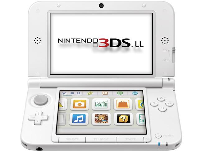 3DS LL(※Newではない)全色、近日生産終了予定