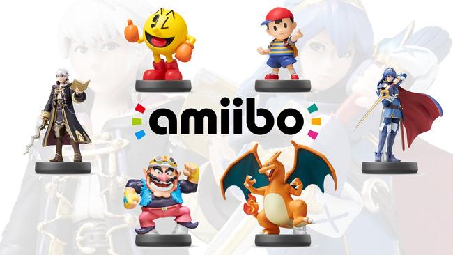 Amiiboって皆何体持ってるの?