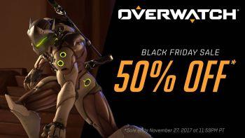 【セール】PC/PS4「オーバーウォッチ」 スタンダード&ゲームオブザイヤー・エディションのDL版が期間限定で50%オフ!!
