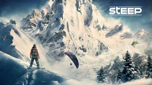 雪山オープンワールドスポーツ「STEEP」 が本日発売!ローンチトレーラーが公開